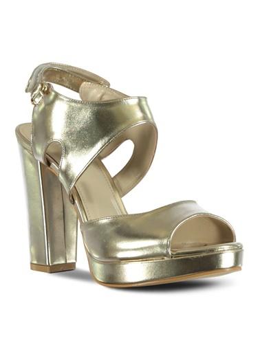 Platform Topuk Ayakkabı Marjin